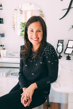 Meet Tara Foley, President ofFollain, a healthy beauty store located in Boston and Nantucket ...