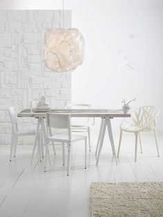 20 Dining Room Designs Featuring Mismatched Chairs | InteriorHolic.com
