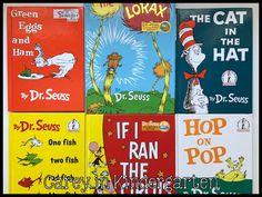 Carey in Kindergarten: Prepping for Read Across America With...SNACKS!