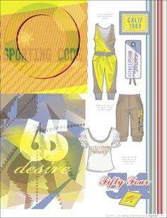 Style Right Womenswear Trendbook - S/S 2013