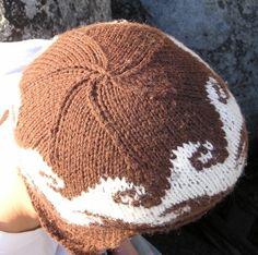 Swell - men's wave patterned hat