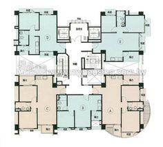 已整理PPT、CAD 三井3錦-新北市林口區-13F/3F http://www.myhousing.com.tw/index.php?option=com_flexicontent&view=items&cid=244&id=54903