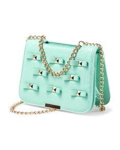 535cf5c32cb0 Mint Crossbody bag! Tj Maxx, Crossbody Bag, Mint, Peppermint, Shoulder Bag
