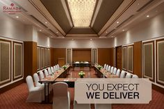 Achieve your business goals and targets with a well-planned and delivered corporate meet at Ramada Caravela, Goa.