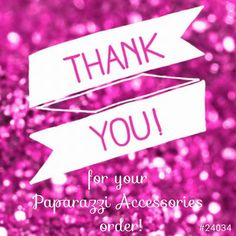 Thank you order, Paparazzi Accessories, 24034