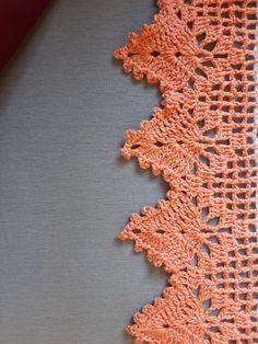 Crochet Curtain Pattern, Crochet Applique Patterns Free, Filet Crochet Charts, Crochet Blanket Patterns, Crochet Boarders, Crochet Lace Edging, Crochet Doilies, Crochet Classes, Crochet Faces