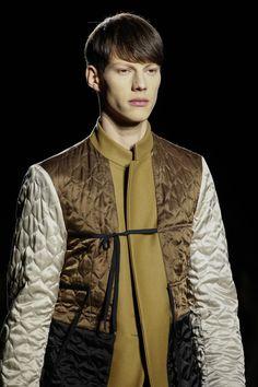 See the Dries Van Noten menswear autumn/winter 2015 collection
