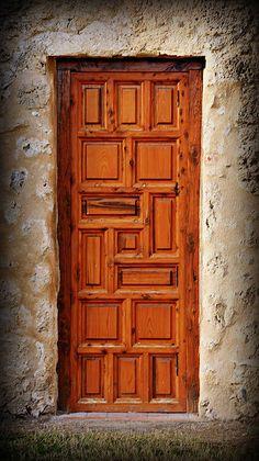 Title  Mission Concepcion Door  Artist  Stephen Stookey  Medium  Photograph - Photography