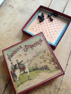 Vintage French Games