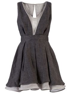 Grey Dress - find or sew a cheaper version