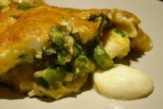 Lasanha de bacalhau ~ Cozinha Divinal