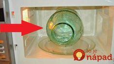 O tomto sa v návode určite nedočítate: Aj tá najlacnejšia mikrovlnka dokáže okrem zohrievania jedla aj túto geniálnu vec! Pinch Of Spice, Garlic Bulb, Microwaves Uses, Light Snacks, Steamed Vegetables, Microwave Recipes, Coffee Machine, Culinary Arts, Glass Jars