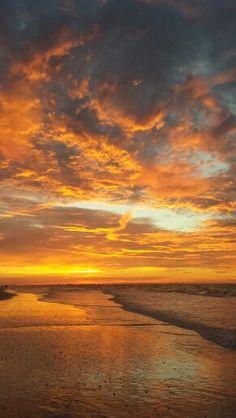 Sunrise in Sanibel Island FL