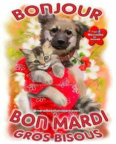 Bon Mardi Humour, Coeur Gif, Facebook, Hui, Emoji, Messages, Happy Tuesday, Happy Monday, Wednesday