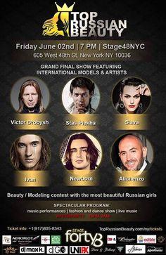 Top Russian Beauty Grand Final 2017 - http://fullofevents.com/newyork/event/top-russian-beauty-grand-final-2017/