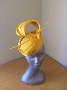 Eloise by LEAH CASSIDY #millinery #HatAcademy #hats