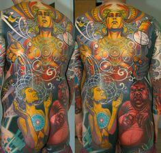 Work | Steve Moore Tattoos