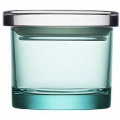 Iittala Jar (Medium), Water Green
