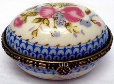 porta joia de porcelana antigo - Pesquisa Google