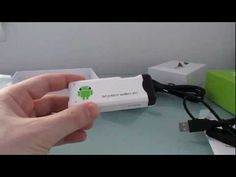 $74 Android 4.0 MK802 Mini PC unboxing