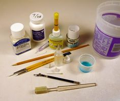 I'M PAINTING AS FAST AS I CAN...: A masking fluid tutorial...part 1