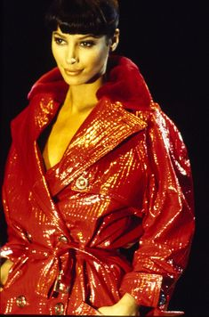 Versace Fall 1994 Ready-to-Wear Accessories Photos - Vogue