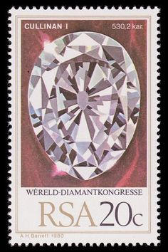 World Diamond Congress. Republic of South Africa