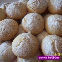 TARİF : Kolay Un Kurabiyesi   #un #kurabiye #unkurabiyesi #vanilya #pudraşekeri #kurabiyetarifi #kurabiyetarifleri #Turkishcookies #Cookierecipe #cookies #Turkishpastry #Turkishfoods