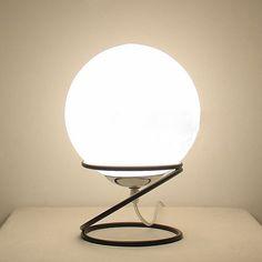 Estilo nórdico lámpara de mesa clásica pelota de golf lámpara(China (Mainland))