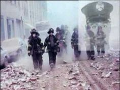 please watch this video of these brave firemen who saved hundreds of lives and died trying to save many. (9/11)