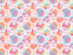 """Flower kaleidoscope"" by sherrydee846 circles, floral, flowers, kaleidoscope, lace, sherrydee846"