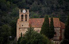 L'église Sainte Marie del Mercadal de Castelnou