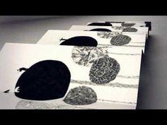 Applaus. Buchtrailer. mixtvision Verlag    #musik #illustrationen #bilderbuch #leporello #buchtrailer