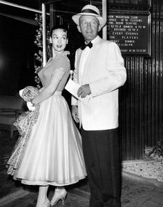 Kathryn Crosby: By the time we had courted, I knew I liked him very much, and he liked me very much. By the time we married, I realized I could survive without him, and he realized he didn't want to survive without me. I liked that. That's a good attitude to enter a marriage with. ❤
