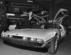 1967 Lamborghini Marzal Concept car