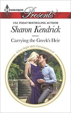 Carrying the Greek's Heir (One Night With Consequences Series Book 8) by Sharon Kendrick http://www.amazon.com/dp/B00PFE7UW2/ref=cm_sw_r_pi_dp_Lowiwb1D38GZT