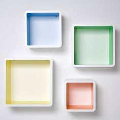 Square Lounge Cube Set Of 4, £68, now featured on Fab.