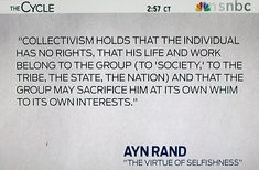 Ayn Rand   The Erstwhile Conservative: A Blog of Repentance