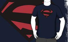 Inverted Superman Inspired Logo by fantim2040