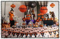 Sweet Table - Site de latelierdenatalie !