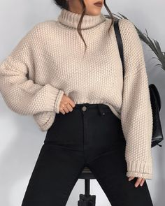 Super information and facts! Winter Outfits For Women boots Check the webpage to learn more. Winter Outfits For Women boots Winter Fashion Outfits, Look Fashion, Korean Fashion, Fashion Ideas, Fashion Women, Fashion For Teens, Fashion Styles, Fashion Clothes, Fashion Tips