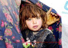 Ziba and her mother (Ziba means beautiful in farsi). :: Afghanistan - 2004