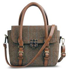 38.00$  Buy now - https://alitems.com/g/1e8d114494b01f4c715516525dc3e8/?i=5&ulp=https%3A%2F%2Fwww.aliexpress.com%2Fitem%2F2016-new-simple-single-shoulder-handbag-bag-lady-inside-small-interval-retro-South-Korea-Woolen-Bag%2F32729085710.html - 2016 Famous Brand Women Wool Handbags Female Single Shoulder Bag Fashion Designer Lock Handbag Women's Satchels Messenger Bags