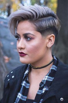Taper fade haircuts are often chosen by men and also by women because these haircuts appear awesome and up-to-date, as well. And we would like to present you a photo gallery where you can find the hottest taper fade cuts for your new revolting image. Check it out right now! #haircuts #shorthaircuts #taperfade