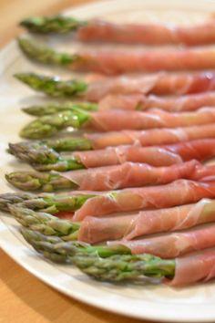 Grillattua parsaa ilmakuivatun kinkun kera - Keittiössä, kotona ja puutarhassa