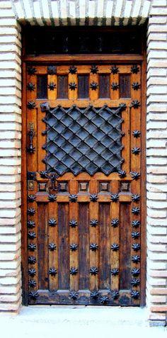 Spanish Door - Toledo