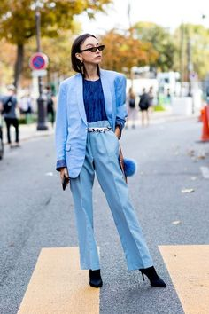 Runways aren't the only places to look for fashion inspiration. Indeed, the streets of Paris were crowded with some of the coolest and chicest street style looks! During the last