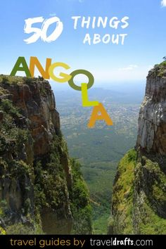 Travel guide of everything you need to know before traveling to Angola. Angola's destinations, the costs, the best way to travel, the culture and the people.********************************** #VisitAngola #Angola #Africa #traveltoAngola #Angolatravelguide Travel Advice, Best Travel Guides, Ways To Travel, Travel Articles, Travel Tips, Travel Plan, Travel Ideas, Angola Africa, Africa Destinations