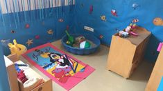 Zeehoek/strandhoek Toddler Bed, Furniture, Home Decor, Child Bed, Decoration Home, Room Decor, Home Furnishings, Home Interior Design, Home Decoration