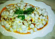 YOĞURTLU BULGUR KÖFTESİ (Adıyaman) Fett, Eggs, Breakfast, Bulgur, Morning Coffee, Egg, Egg As Food